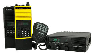 Bendix King Wildland Fire Radios